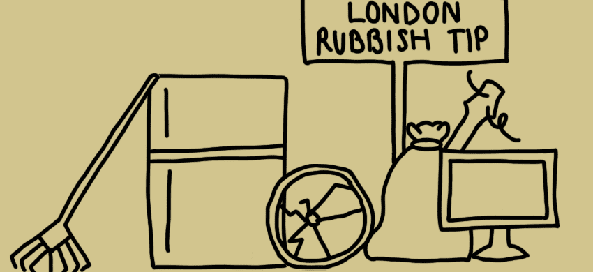 Guide to London Rubbish Tips